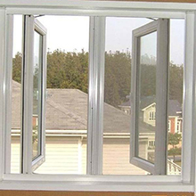 Wholesale tempered clear glass aluminum window for sale
